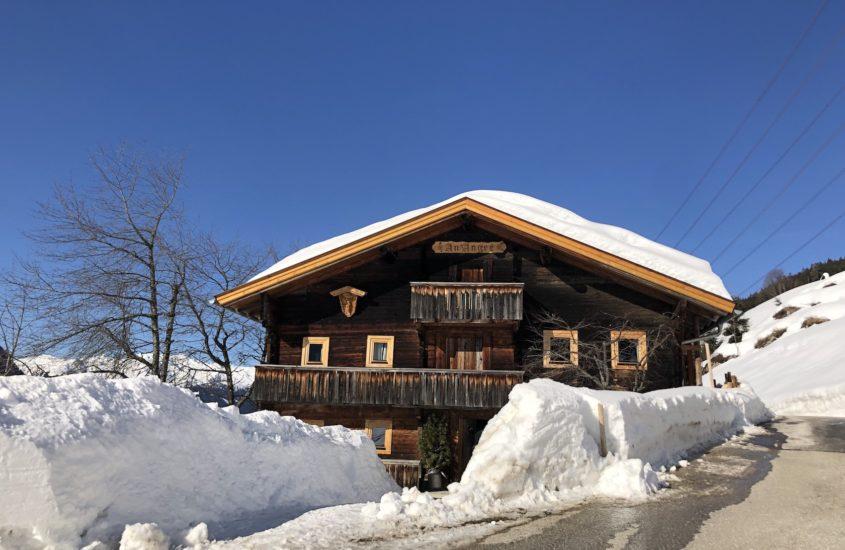 Langes Hüttenwochenende im Zillertal