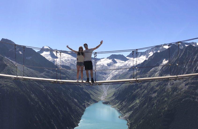 Langes Wochenende in Mayrhofen