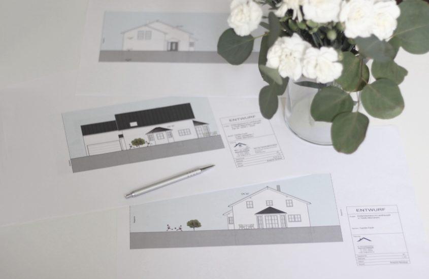 Teil 6 |  Wir planen unser Traumhaus 2.0